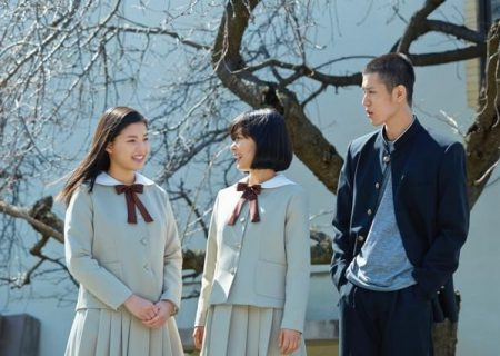 The Anthem of the Heart (Kokoro ga Sakebitagatterunda, or KokoSake) Live Action Movie