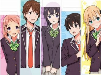 Rom-Com Anime 'Gamers!' to Air in Summer 2017