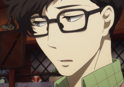 'Shouwa Genroku Rakugo Shinjuu: Sukeroku Futatabi-Hen' Episode 12 Official Anime Screenshot
