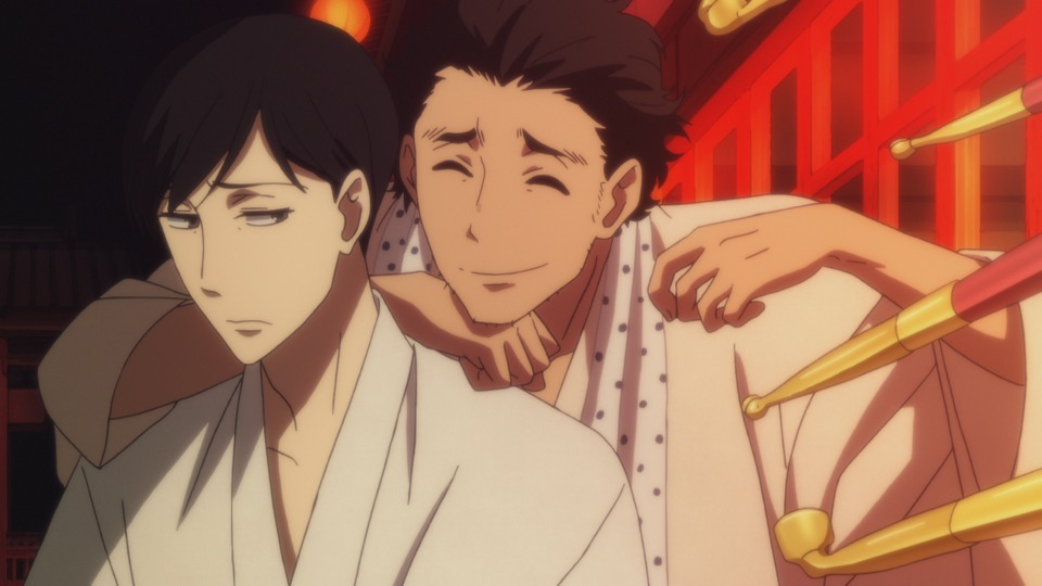 'Shouwa Genroku Rakugo Shinjuu: Sukeroku Futatabi-Hen' Episode 11 Official Anime Screenshot