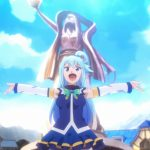 'KonoSuba': Official Anime Screenshots from Episode 9