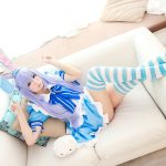 World Cosplayers: Raku from Taiwan | Chino Kafu from Is the order a rabbit?