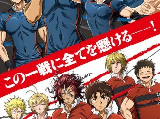 Anime 'ALL OUT!!': Visuals of Sho Mikado Revealed