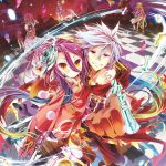 Anime Movie 'No Game No Life Zero' | Key Visual