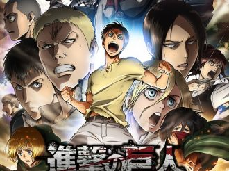 'Attack on Titan' Season 2 Blu-ray & DVD Release