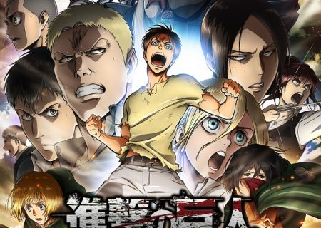Attack on Titan Second Season Visual