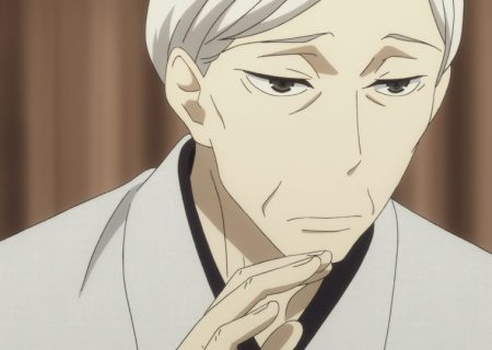 TV Anime 'Shouwa Genroku Rakugo Shinjuu: Sukeroku Futatabi-Hen' Episode 9 Official Screenshot