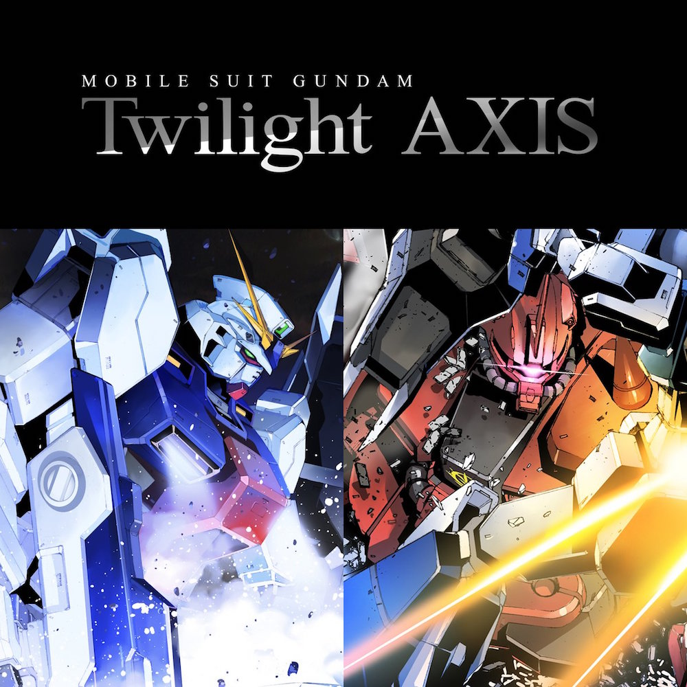 Web Anime 'Mobile Suit Gundam Twilight Axis' Takes Place After