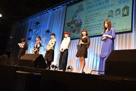 'Little Witch Academia' Stage Report / AnimeJapan 2017