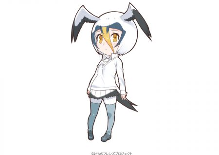 Anime ' Kemono Friends'