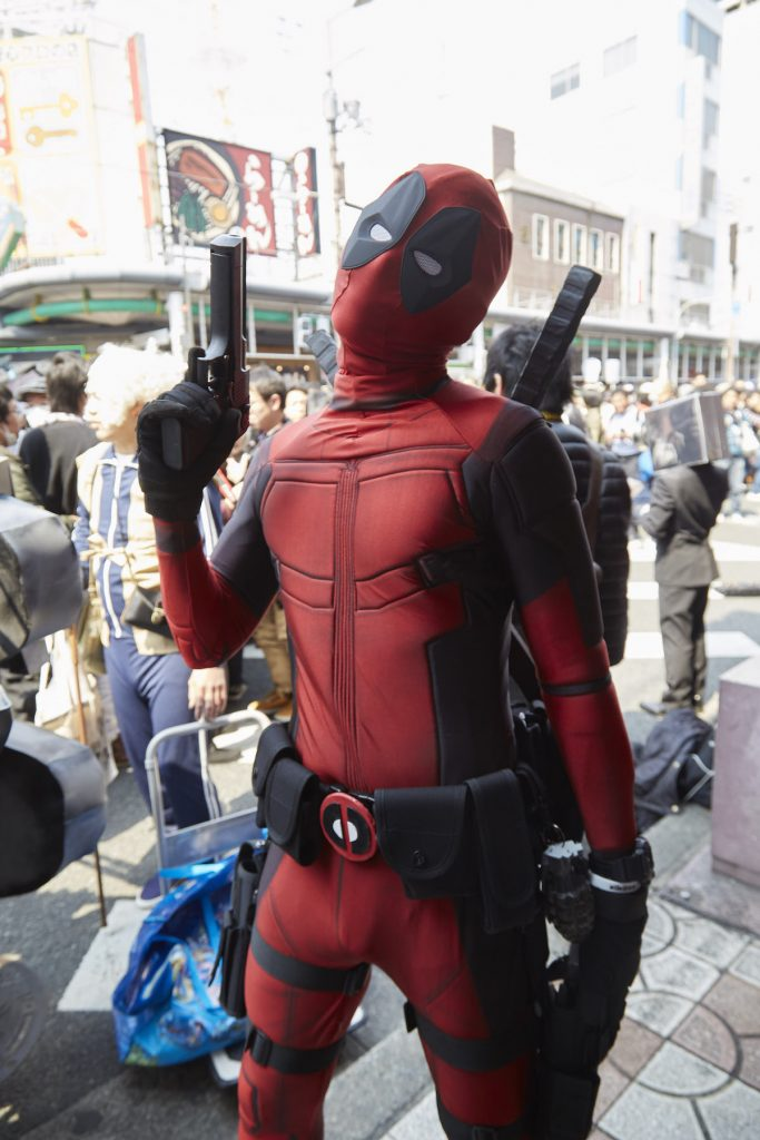 Nipponbashi Street Festival 2017 Cosplay Photo Report | Deadpool