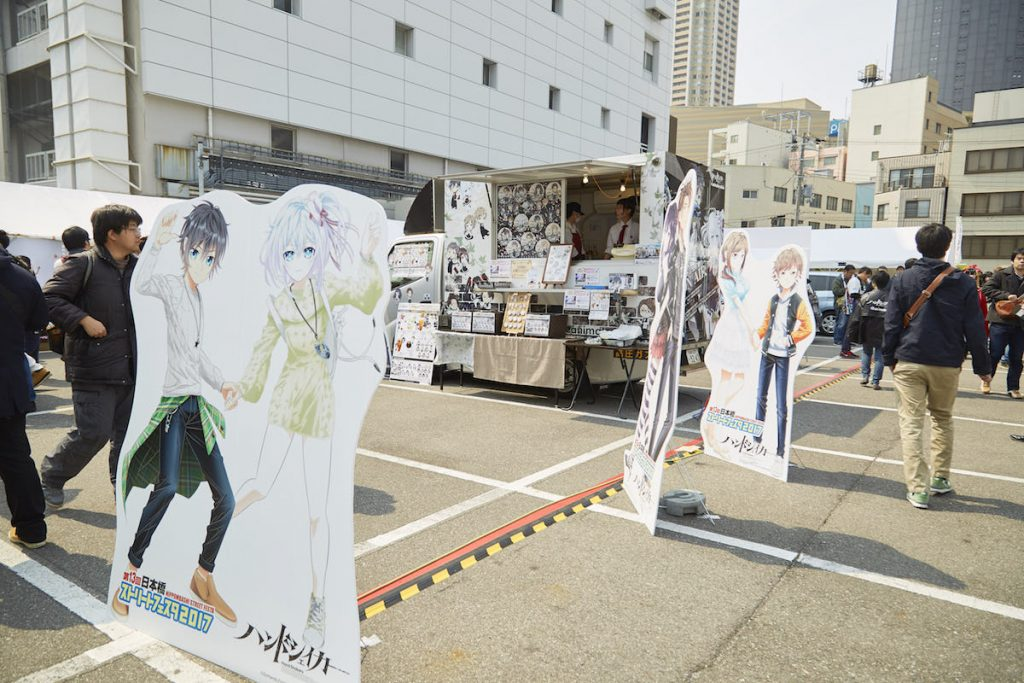 Nipponbashi Street Festival 2017 Cosplay Photo Report | Hand Shakers x Animate Cafe