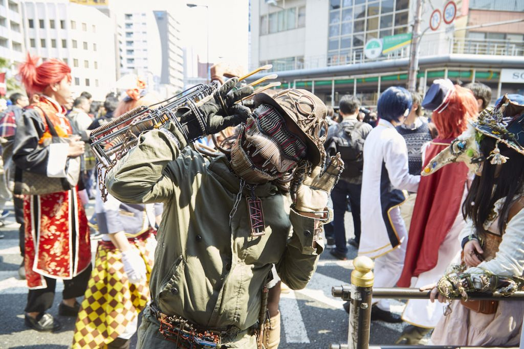 Nipponbashi Street Festival 2017 Cosplay Photo Report | Steampunk Costume