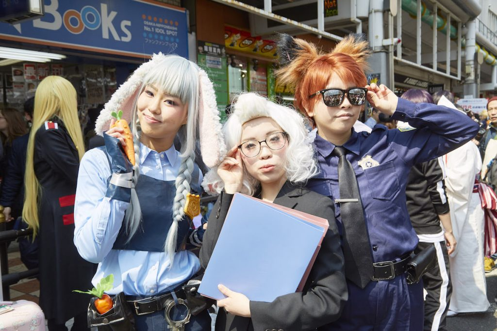 Nipponbashi Street Festival 2017 Cosplay Photo Report | Zootopia