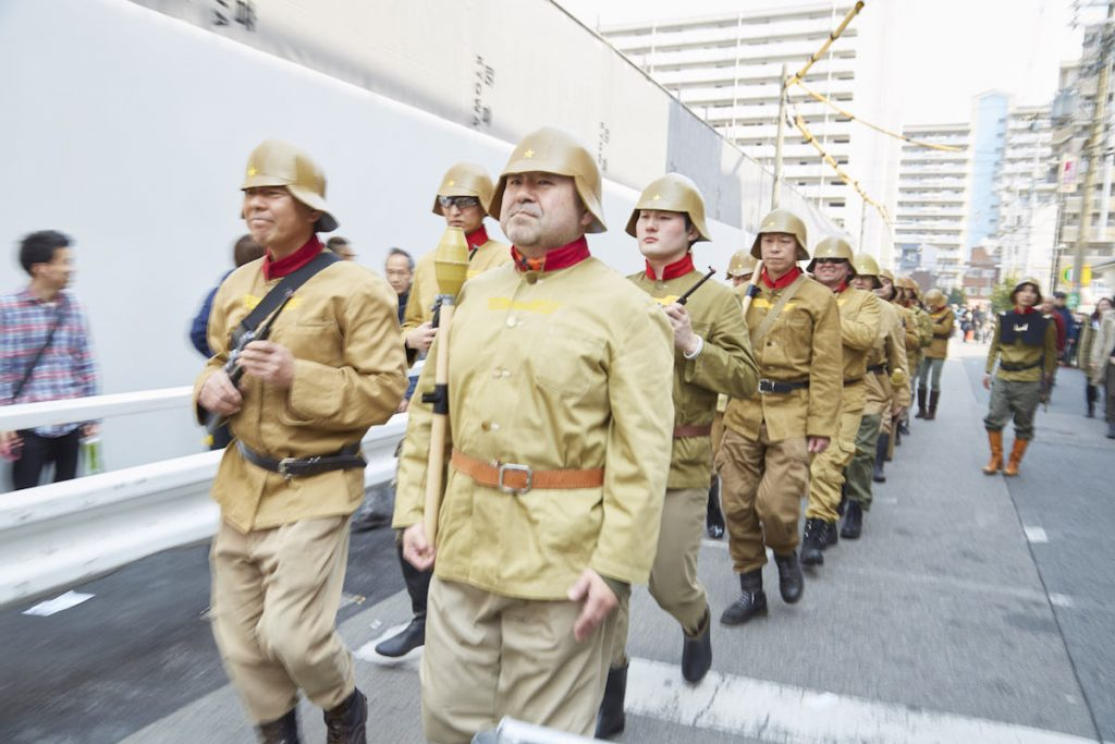 Nipponbashi Street Festival 2017 Cosplay Photo Report | The Army of Zeon