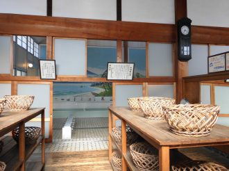 Experience 'Spirited Away' at the Edo-Tokyo Open Air Architectural Museum