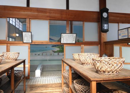 'Spirited Away' at Edo-Tokyo Open Air Architectural Museum