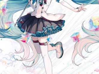 Hatsune Miku's Magical Mirai 2017: Theme Song and Main Visual Revealed