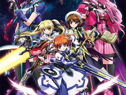 'Magical Girl Lyrical Nanoha Reflection' Anime Movie Visual