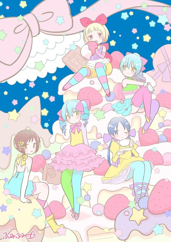 'Alice and Zouroku': Second Countdown Illustration by Fumiko Fumi
