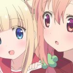 Official anime screenshots from the Episode 4 of Hinako Note