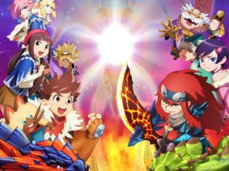 'Monster Hunter Stories Ride On' Gets 60-Minute Digest Movie