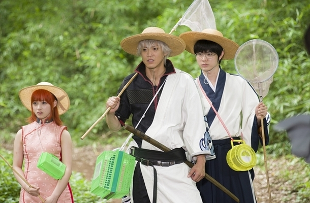 'Gintama' Movie: On-Location Filming Report and Director Interview