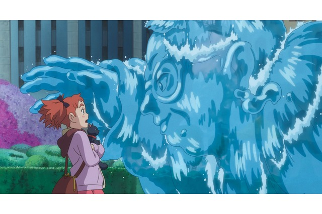 Hiromasa Yonebayashi's Mary and the Witch's Flower (Mary to Majo no Hana)