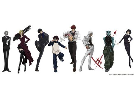 'Blood Blockade Battlefront & Beyond' Illustration