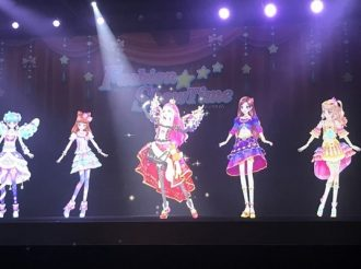 2D Idols Turning Real?! DMM VR Theater 'Aikatsu Stars! Illusion Show Time' Report