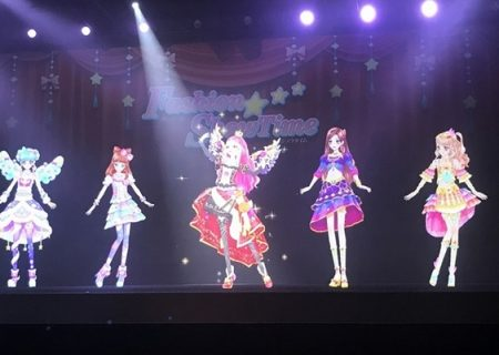 Aikatsu Stars! Illusion Show Time