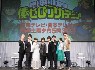 'My Hero Academia' Special Event Report / AnimeJapan 2017