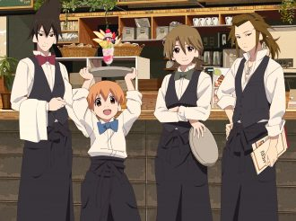 We Went to 'The Eccentric Family' Themed Café in Marunouchi, Tokyo