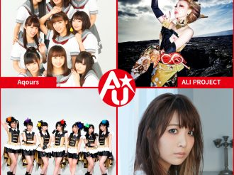 ANiUTa presents Anime Song Concert 'Aniupa!!' in May