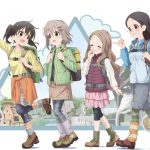 Fan meeting for the anime Yama no Susume