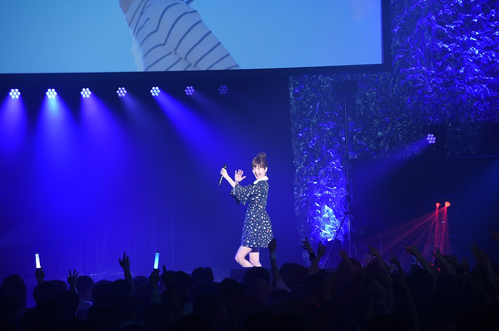 Yurika Kubo at AJ Night 2017