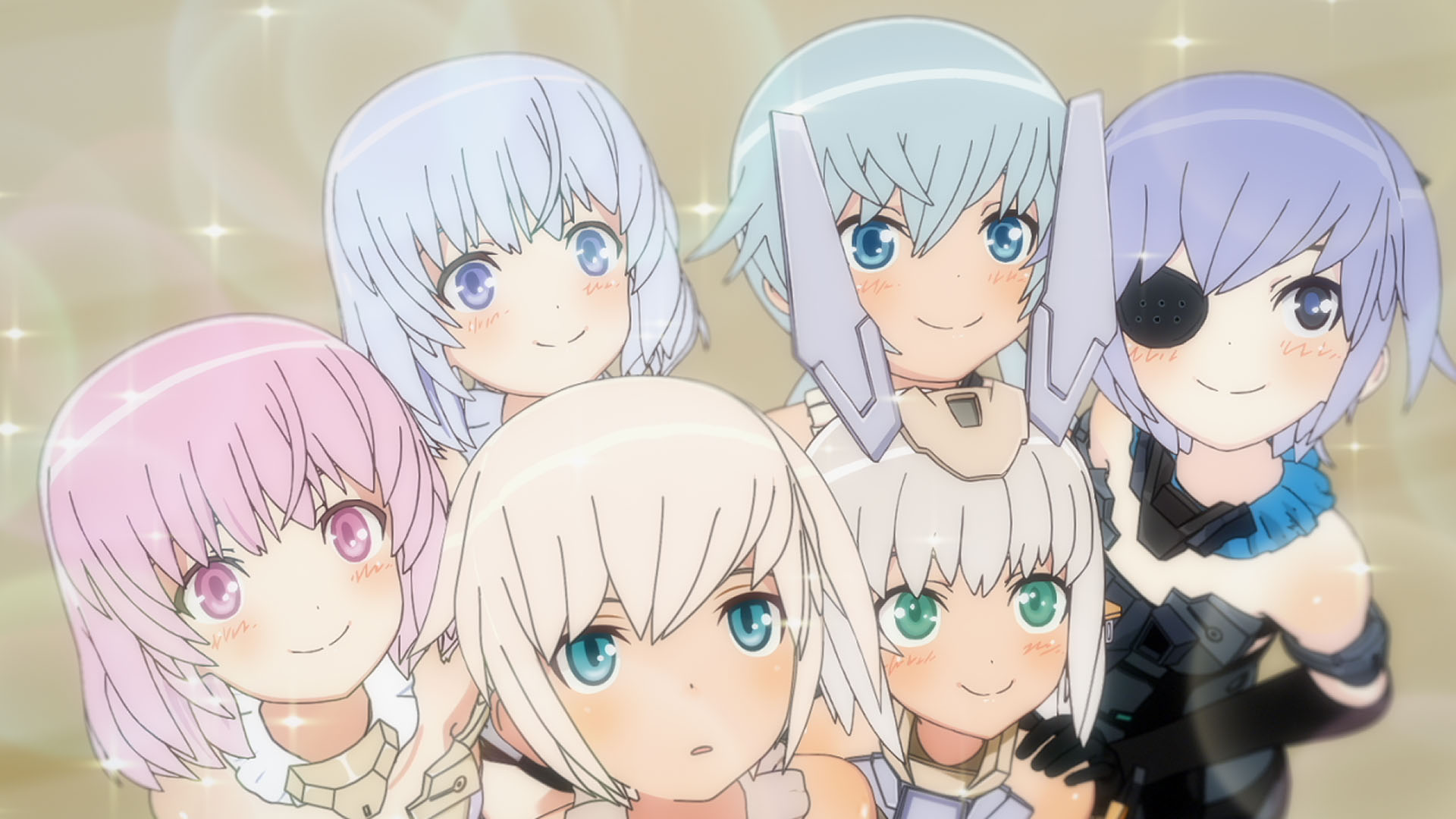 TV Anime \'Frame Arms Girl\' Episode 4 Screenshots and Synopsis ...