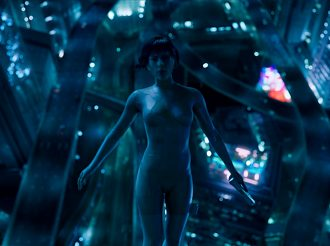 'Ghost in the Shell' 5-Minute Teaser Video