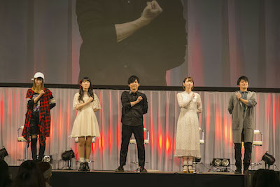 'Attack on Titan' Season 2 Stage Event Report / AnimeJapan 2017