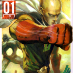 VOL.1 of Manga, One-Punch Man