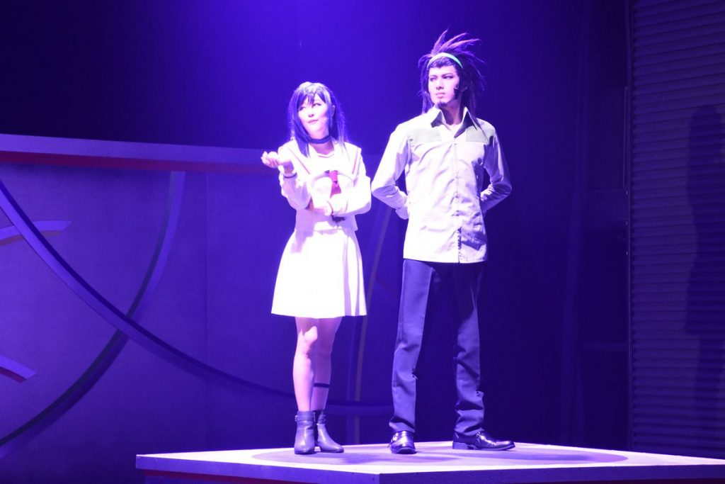 'Cardfight!! Vanguard ~Virtual Stage ~ Link Joker' Musical Preview Stage Report