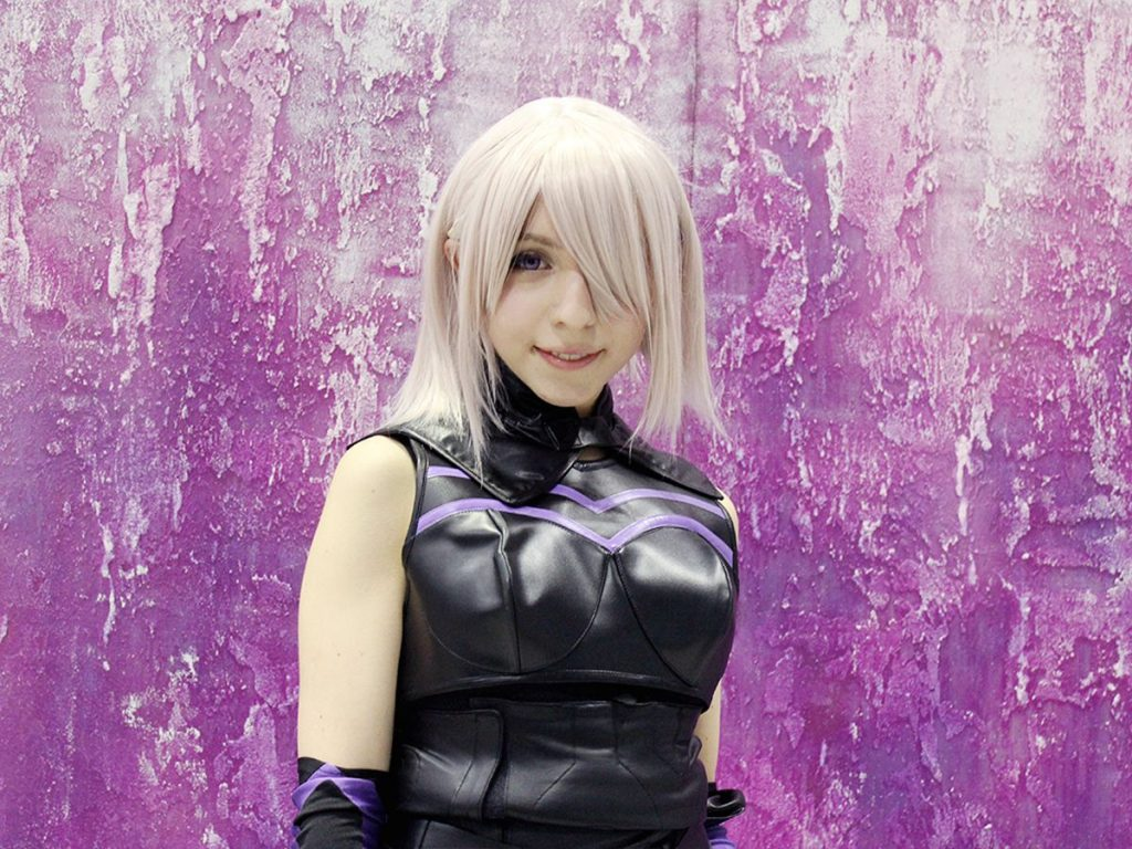 "Amazing Cosplay from AnimeJapan 2017 | Aria-san @unlimitedbldw ""Fate Grand Order""Mash Kyrielight"