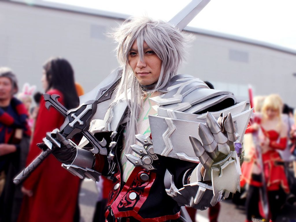 "Amazing Cosplay from AnimeJapan 2017 | Mike Neko Kyouju-san @mike_nekotter ""Fate Grand Order"" Siegfried"