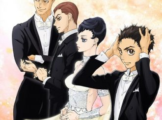 'Welcome to the Ballroom': New Key Visuals & Character Illustrations