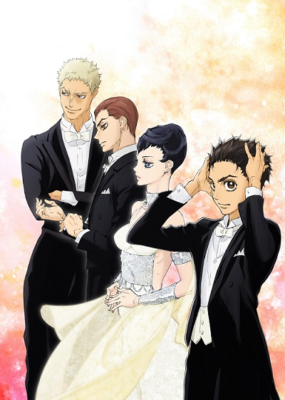 TV Anime 'Welcome to the Ballroom'