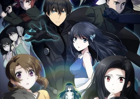 new teaser visual for the upcoming anime movie The Irregular at Magic High School The Movie: The Girl Who Calls the Stars!