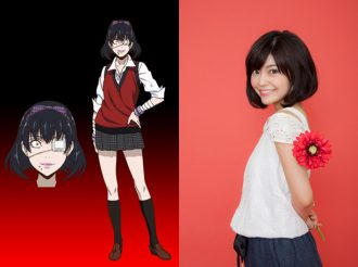 'Kakegurui: Compulsive Gambler' Reveals Cast for Midari and Yuriko