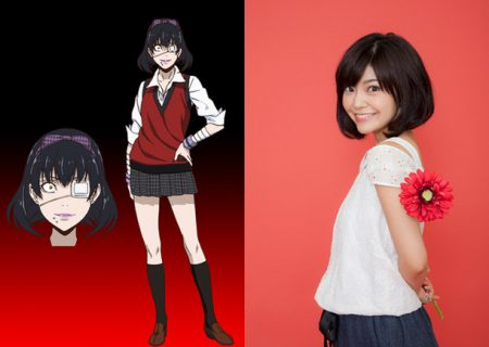 TV Anime Kakegurui: Compulsive Gamer | Mariya Ise as Midari Ikishima