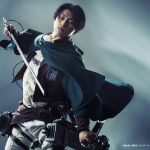 Attack on Titan (Shingeki no Kyojin) Stage Adaptation: Levi