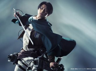 Comments from Cast of the 'Attack on Titan' Theater Adaptation